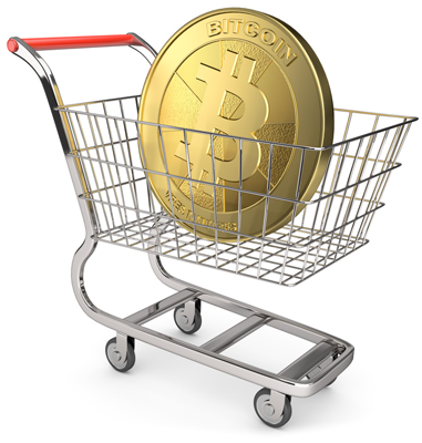 bitcoin-shopping-cart