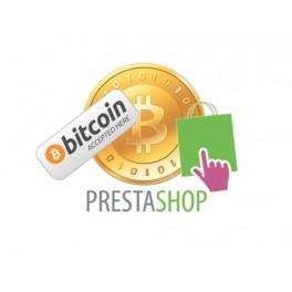 Bitcoin Payment Prestashop Module