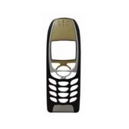 NOKIA 6310 / 6310I BLACK & GOLD FASCIA