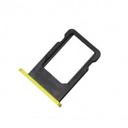 iPhone 5c SIM card tray (Yellow)