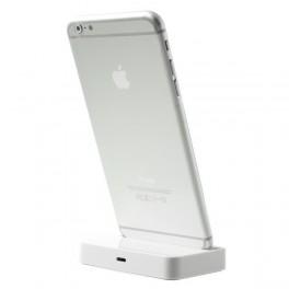 iPhone 5 / 5c / 5S / 6 / 6 Plus Dock (White)