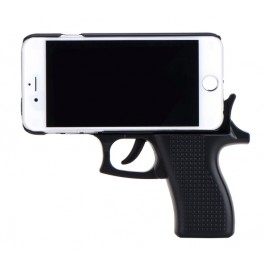 iPhone 6 Gun Case (Black)