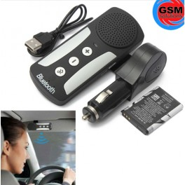 Bluetooth Handsfree Visor Car-kit