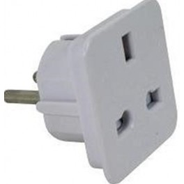 Ireland 3 Pin To Europe Travel Adapter Gsmsolutionsie Online Store
