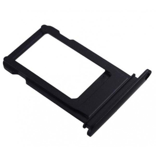 new product 092d5 8ad40 iPhone 7 & 7 Plus SIM card tray (Black) - GSMsolutions.ie Online Store