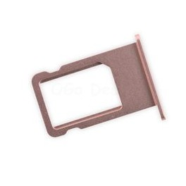 iPhone SE SIM card tray (Rose Gold)
