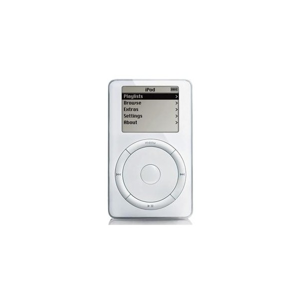 iPod classic 1st & 2nd Generation Battery - GSMsolutions ...