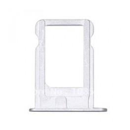iPhone 5 Nano SIM card tray (Silver)