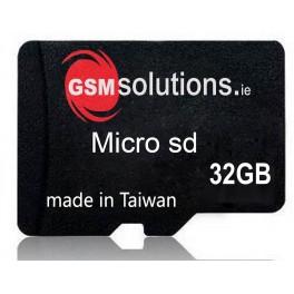 32GB Micro SD Memory Card